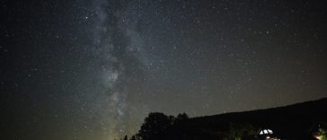Milky Way taken with Irix 15mm f/2.4 Lens