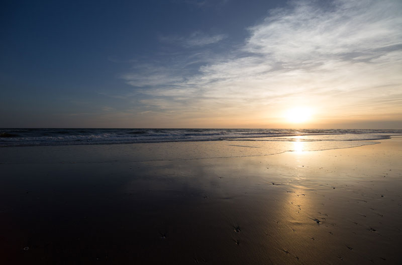Beach photo with Irix 15mm lens