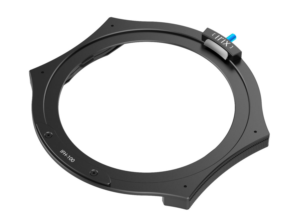 Irix Edge 100 Filter Holder Rear View