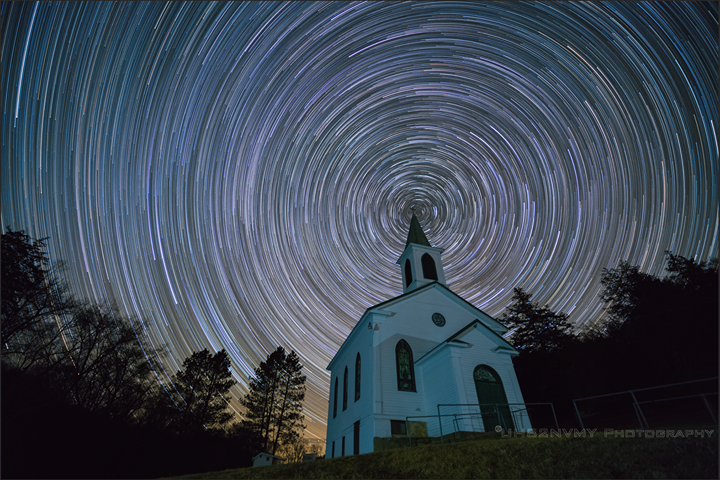 Star Trails ©Jamie Seidel. All rights reserved.