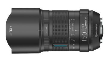 Irix 150mm Dragonfly