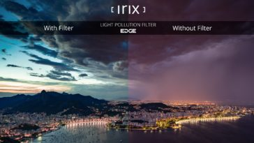 Irix Edge Light Pollution Filter: CEO Hubert Adamczyk
