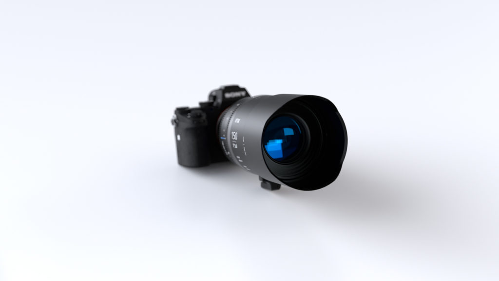 Irix 150mm Cine Dragonfly Lens