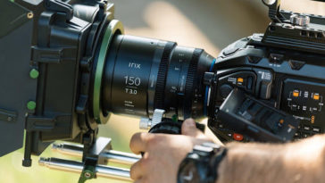 Irix cinema lens