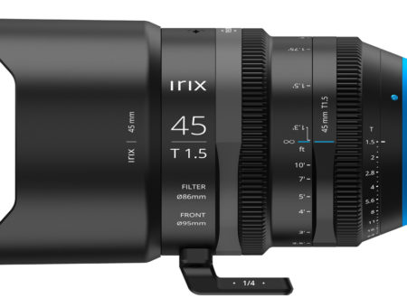 Introducing the NEW Irix Cine 45mm T1.5
