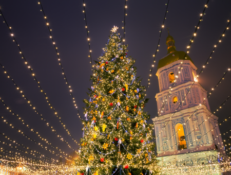 Christmas Light Photography: 11 Quick Tips