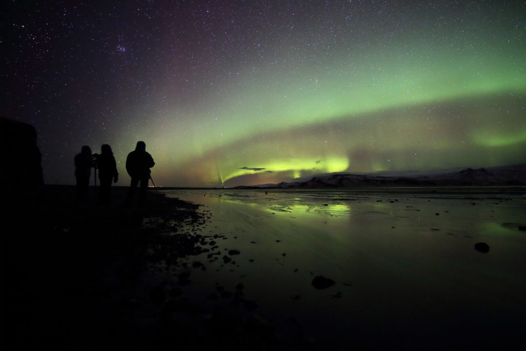 Polar Lights ©Phillipe Garcia. Captured with the Irix 15mm f/2.4