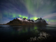 Northern Lights Over Iceland, ©National Photo Travel