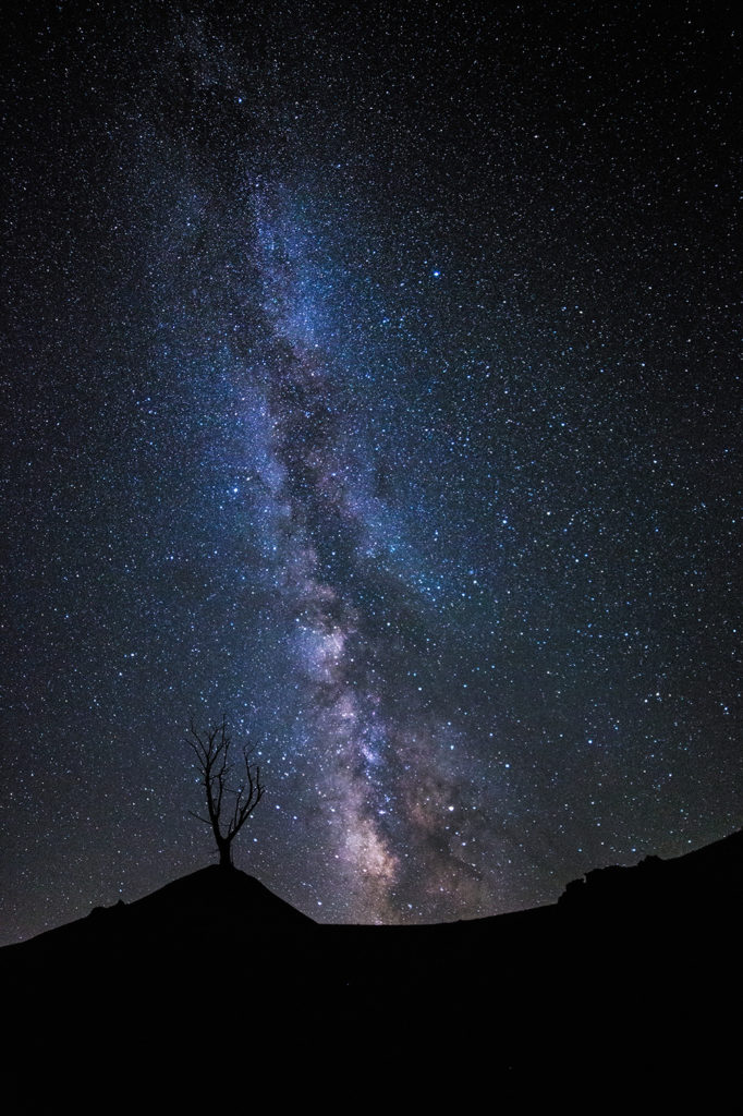 Milky Way. ©High Sierra Visuals