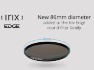 Irix Edge 86mm Filters